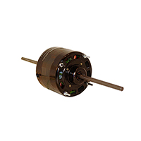 Double Shaft 1550 RPM 115 Volts