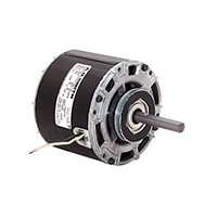 5 Inch Diameter Stock Motor 115/208-230 Volts 1550 RPM 1/15 H.P.