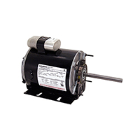 5-5/8 Inch Diameter Motor 115/230 Volts 1725 RPM