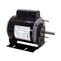 "5-5/8"" Totally Enclosed Fan/Blower Motor"