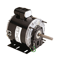 5-5/8 In Dia Totally Enclosed Fan/Blower Motor 115 Volts 1135 RPM 1/4 H.P.