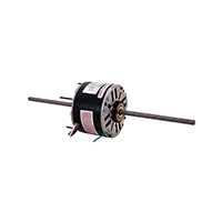 5 5/8 In Dia Double Shaft Fan/Blower Motor 208-230 Volts 1075 RPM 1/6 H.P.