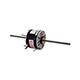 "1/3 HP 5 5/8"" Diameter Motor 115 Volts 1075 RPM 3 Speed"