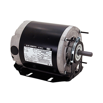 1/4 HP 1725RPM 115 Volt Split Phase 48 Frame with Extended Thru Bolts