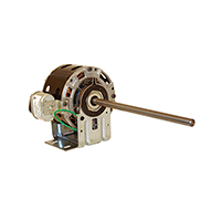 1/30 HP 1100 RPM 3 Speed 115 Volt Motor Replaces Trane