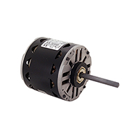 5 5/8 Inch Diameter Stock Motor 208-230 Volts 1550 RPM 1/8 H.P.