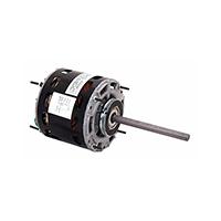 5 In Dia Single Shaft Open Fan/Blower Motor 115 V 1625 RPM 1/4~1/6~1/10 HP