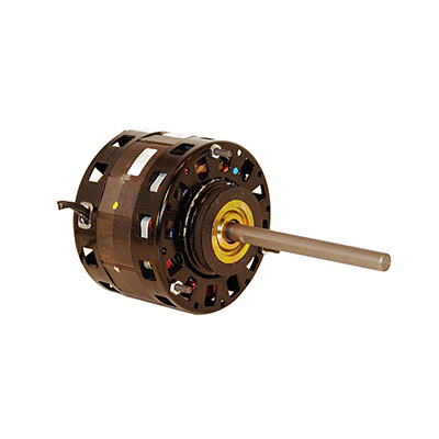 4 7/8 In Dia 1/8 HP 1050 RPM 1 Speed 208-230 Volt Shaded Pole Motor