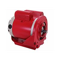Electric Hot Water Circulator Pump Motor 115/208-230V 1800 RPM 1/2 HP