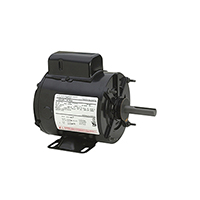 Outdoor Duty Transformer Cooling Fan Motor 208-230 Volts 1725 RPM 1/4 H.P.