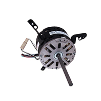 Century 1/4 HP 48 Frame PSC Torsion-Flex Motor 115 Volts 1075 RPM 3 Speed