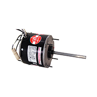 Century 48 Frame, PSC, 1/8 to 1/15 HP 1075 RPM 208-230 Volt Motor