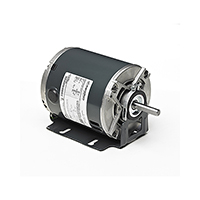48 Frame Split Phase Fan & Blower Motor, 1/3 HP, 1725 RPM, 230 Volts