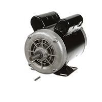 Capacitor Start Rigid Base Motor 208-230/115 Volts 3450 RPM 1 H.P.