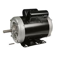 Capacitor Start Rigid Base Motor 208-230/115 Volts 3450 RPM 2 H.P.