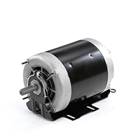 Split Phase Resilient Base Motor 115/230 Volts 1140 RPM 1/2 H.P..