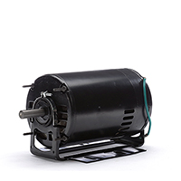 Three Phase ODP Resilient Base Motor 208-230/460 Volts 1725 RPM 1/2 H.P.