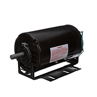 Three Phase ODP Resilient Base Motor 230/460 Volts 3450 RPM 1 H.P.