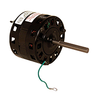 4 7/8 In Dia 1/8-1/11 HP 1050RPM 2 Speed 115 Volt Motor Replaces Coleman