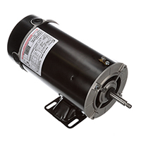 Above Ground Swimming Pool Pump Motor 230/115 Volts 3450 RPM 2 H.P.