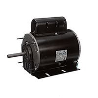 Century Farm Building Direct Drive Fan Motor 115/230 Volts 900 RPM 1/2 H.P.