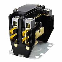 Contactor 1 Pole 40 Amps 208/240 Coil Voltage