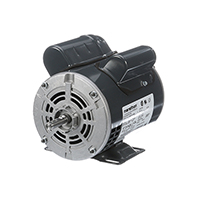 48 FR Capacitor Start Motor, 1/4 HP, 1800 RPM, 115/230 V