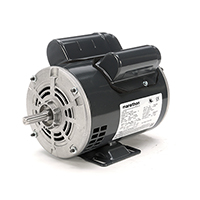 48 FR Capacitor Start Motor, 1/3 HP, 1800 RPM, 115/208-230 V