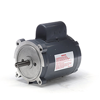 Capacitor Start TEFC C-Face Motor 115/230 Volts 1725 RPM 1/4 H.P.