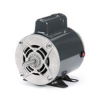56 Frame 3 Ph. Air Compressor Motor, 1/2 HP, 1800 RPM, 115/208-230 V
