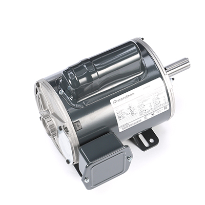 143T FR Capacitor Start Motor, 1 HP, 1725 RPM, 115/208-230 V