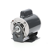 56 Frame Capacitor Start Fan and Blower Motor, 1/3 HP, 1725 RPM, 115/230 V