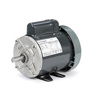 56 FR Capacitor Start Motor, 3/4 HP, 1800 RPM, 115/230 V