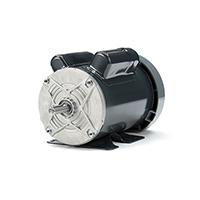 56 Frame Capacitor Start/Capacitor Run Motor, 3/4 HP, 1140 RPM, 115/230 V