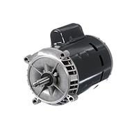 56J Frame Jet Pump Motor, 1/3 HP, 3450 RPM, 115/230 V