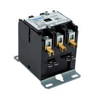 Contactor 3 Pole 30 Amps 24 Coil Voltage