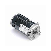 Marathon 56C Frame 1 HP Jet Pump Motor 3450 RPM 115/230 Volts