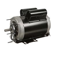 56J Frame Jet Pump Motor, 2 HP, 3450 RPM, 115/230 Volts