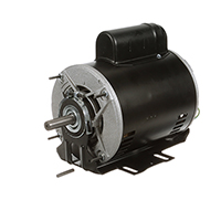 Capacitor Start Resilient Base Motor 115/208-230 Volts 1725 RPM 1/2 H.P.