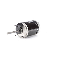 6 1/2 Inch Diameter Stock Motor 460/200-230 Volts 1075 RPM 1/2 H.P.