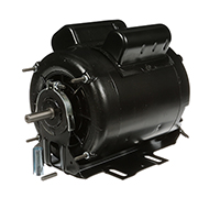 56 Frame Special Purpose Motor 115/208-230 Volts 1725 RPM 1/2 H.P.