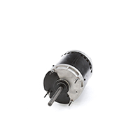 6 1/2 Inch Diameter Stock Motor 460/200-230 Volts 1075 RPM 3/4 H.P.