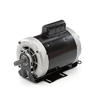 Fan And Blower Motor Single Phase 115 Volts 1725/1140 RPM 3/4~1/3 H.P.