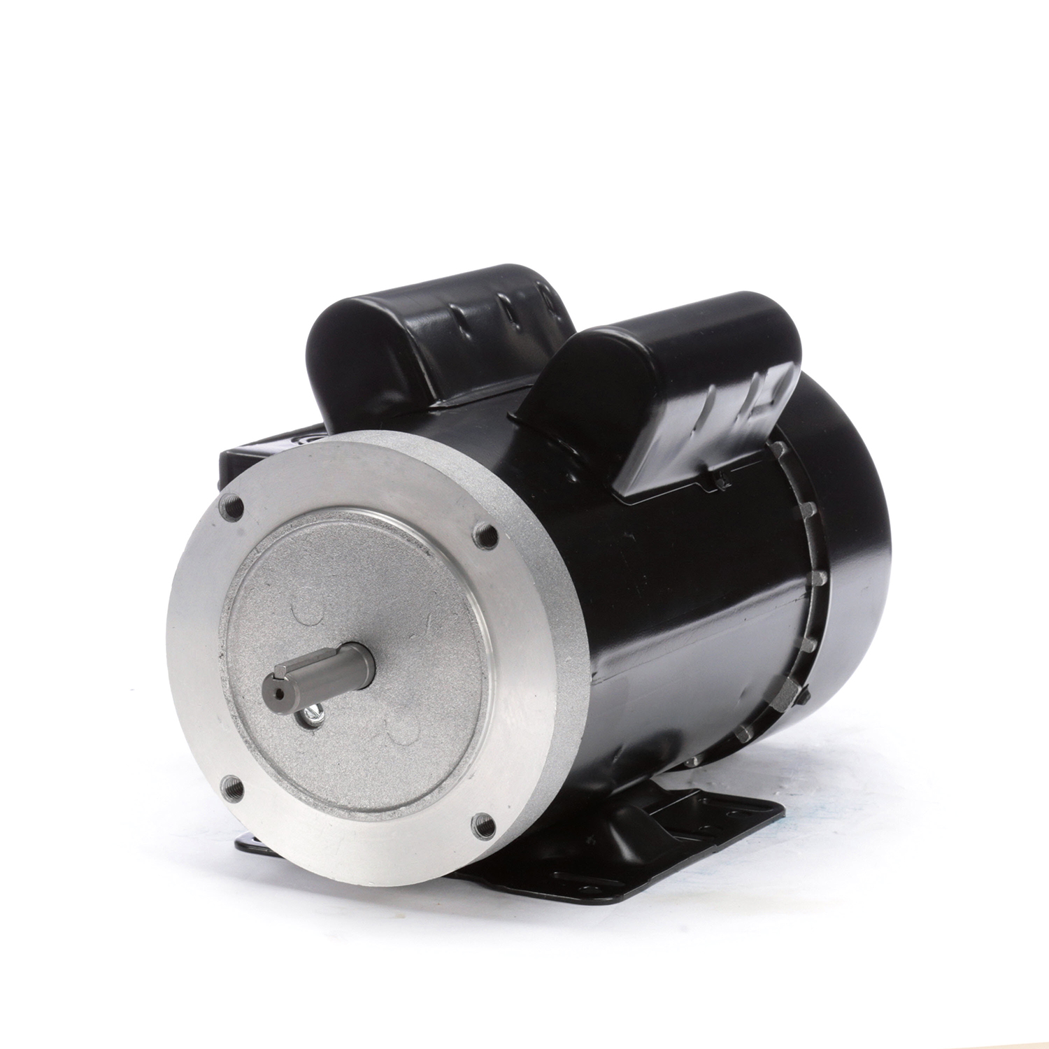 1.5 HP, 208-230/115 V, Totally Enclosed Fan Cooled (TEFC)