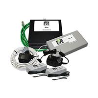 NotifEye Kit w/ (2) 6 Ft Temp Sensors, Gateway & 1 year Hosting 900 MHz