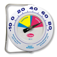 Cooper Atkins Cooler/Freezer Thermometer