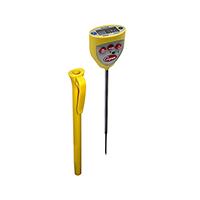 Digital Pocket Test Waterproof 45In Stem,F -40/450 Deg F/Deg C