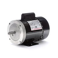 Carbonator Pump Motor 1725 RPM 115 Volts