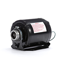 Century 48Y Frame 1/3 HP Carbonator Pump Motor 115/230 Volts 1725 RPM