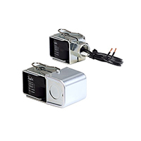 Solenoid Coil with Junction Box